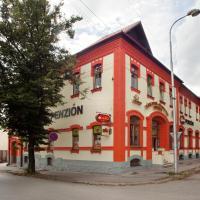 Penzion Burra, отель в городе Врутки