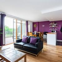London O2 arena, ExCel AMAZING WATERFRONT APARTMENT