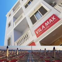 Hotel Vila Max, отель в Дурресе