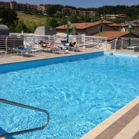 Hotel President, hotell i Chianciano Terme
