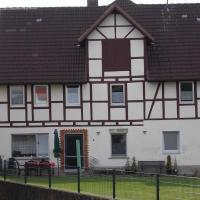 Ferienhaus Klinder, отель в городе Бад-Арользен