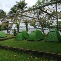 Munroe Eco Camp, hotel in Munroe Island