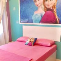 Frozen Home Stay