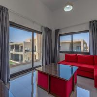 Golden Apartments Pool view 1 bedroom apartment in GCribs Heated Pool, hotel in El Gouna