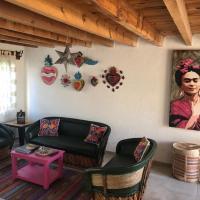 CASA FRIDA, Casa p/6 pax Centro Tequisquiapan
