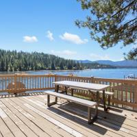 Private Lake Cabin