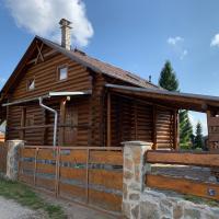 Srub Bublava 155, hotel in Bublava