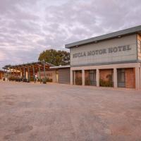 EUCLA MOTOR HOTEL, hotel em Eucla