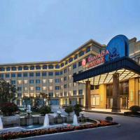 Ramada Wyndham Zhengzhou Xinzheng, hotel in Xinzheng