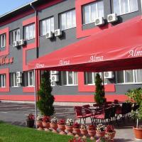 Garni hotel Alma, отель в городе Пирот