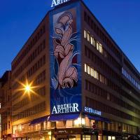 Hotel Arthur, отель в Хельсинки