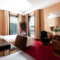 Hotel Lord Byron - Small Luxury Hotels of the World, hotel in Villa Borghese Parioli, Rome