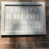Darceys in the Yard, hotel in Hornsea