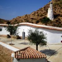 Casa Cueva Lopera, hotel en Graena