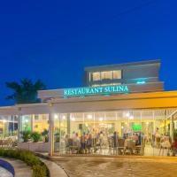 Hotel Sulina International, hotel din Mamaia