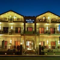 Epavlis Eleftheriadi, отель в городе Паралия-Катерини