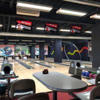 Penzion Raketa Bowling, hotel v destinaci Opava