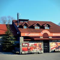 Restaurace a penzion Lutena, Hotel in Dolní Lutyně