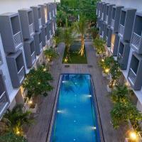 The Rooms and Apartment, отель в Денпасаре