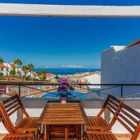 Villas canarias con vista al mar