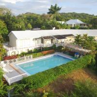 Green Castle Eco Hotel - East of Ocho Rios and North KIngston, hotel in Mount Pleasant