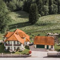 House of Adventure - The Base to explore Slovenia, hotel in Laze v Tuhinju
