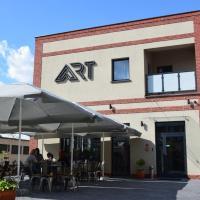 ART Pensjonat, hotel in Krotoszyn