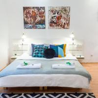 Fabulous Two Bedrooms Apt in the Heart of Budapest