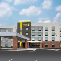 Home2 Suites By Hilton Indianapolis Airport, hotel near Indianapolis International Airport - IND, Indianapolis