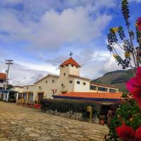Hotel Rural La Esperanza, hotel en Suesca