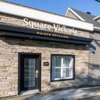Square Victoria Maison Hôtelière, hotel em East Angus