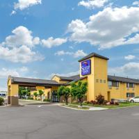 Sleep Inn Ogden near Event Center, hotel in Ogden