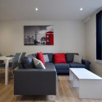 New Modern 2 Bedroom Bedminster Apartment