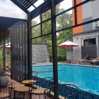 Baanbangkok 97 Hotel Donmueang Airport, hotel in Ban Talat Rangsit