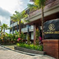 Paon Desa Ubud, hotel di Ubud