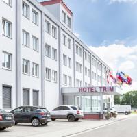 Hotel Trim, отель в Пардубице