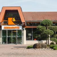 K6 Seminarhotel, отель в городе Хальберштадт