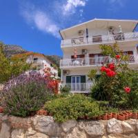 Apartments Palmero, hotel in Gradac