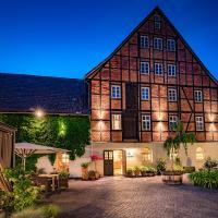 Romantik Hotel am Brühl, hotel in Quedlinburg