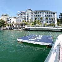 Hotel Lido Seegarten, hôtel à Lugano