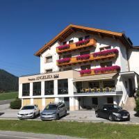Pension Angelika, Hotel in Pettneu am Arlberg