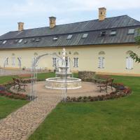 Majerovský kaštieľ, отель в городе Вранов-над-Топлёу