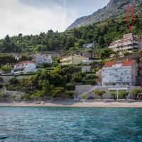 Larus-M apartments, hotel in Mimice