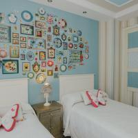 Apartamentos Rurales El Rapallo, hotel en Alhama de Aragón