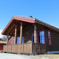 Solberg 10 persons cabin, hotel in Myro