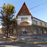 Hotel Belgrano, hotel in Perito Moreno