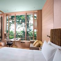 PARKROYAL COLLECTION Pickering, Singapore (SG Clean,Staycation Approved), hotel v Singapure