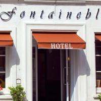 Hôtel Belle Fontainebleau, hôtel à Fontainebleau