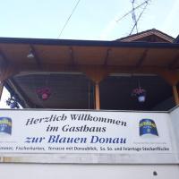 Gasthaus zur blauen Donau
