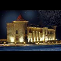Готельно-ресторанний комплекс «Галицький замок», отель в Тернополе